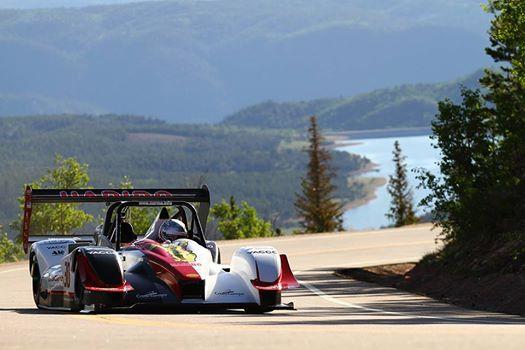 Romain Dumas Pikes Peak 2014