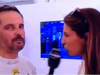 Yvan Muller Laury Thilleman