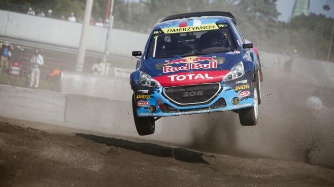 Sport Auto : 208 WRX
