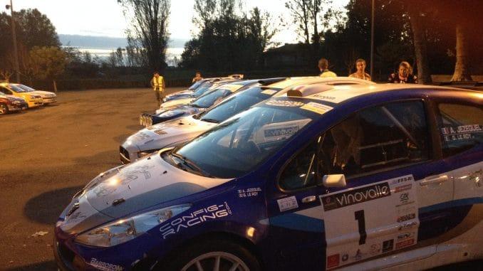 Rallye des Côtes du Tarn 2014 : 207 S2000 André Jezequel vainqueur