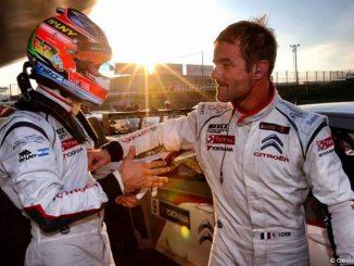 Loeb ici en WTCC sera sur une DS3 au Rallye du Var