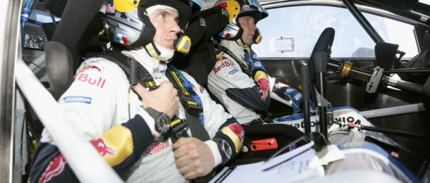 Sebastien Ogier and Julien Ingrassia
