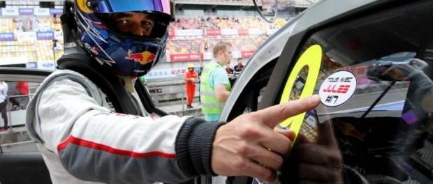 Sébastien Loeb et son message pour Jules Bianchi