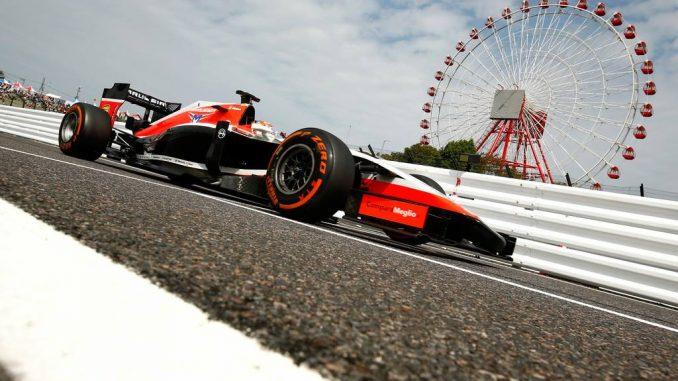 #forzaJules La Marussia de Jules Bianchi