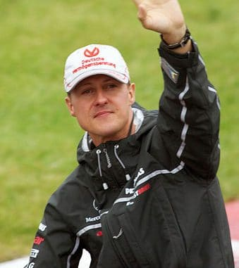 Comment va Michael Schumacher