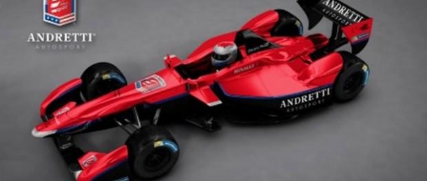 Andretti formule E - Jean-Eric Vergne