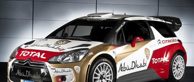 DS3 WRC 2015