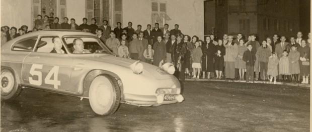 Tour de Corse 1957