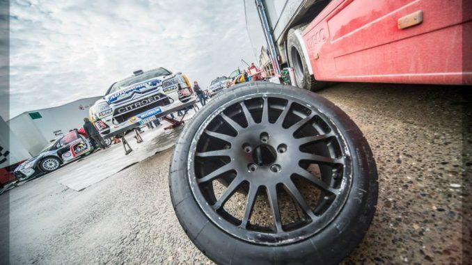Nouveaux pneus en Auto Cross et Rallycross ?