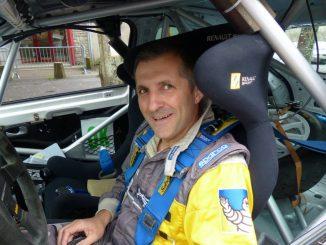 Liste des engagés Rallye des Thermes 2017 - Position de conduite François Pelamougues