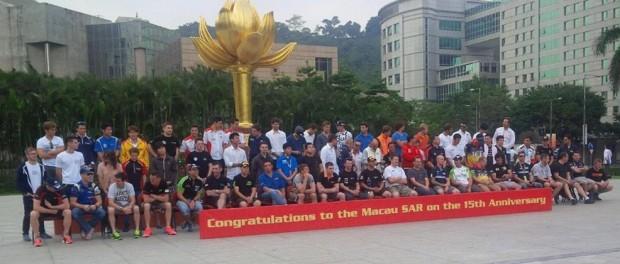 Pilotes WTCC Macao 2014