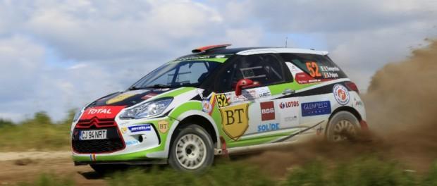 wrc 2015 citroen racing présent avec DS3 R3 dans le FIA Junior WRC