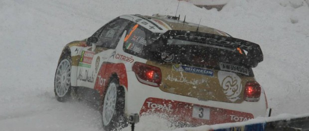 DS3 Rallye Monte-Carlo 2014