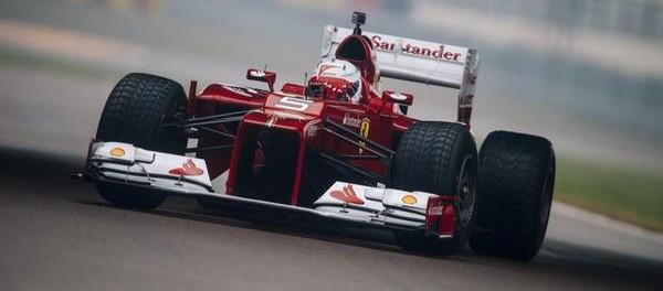Ferrari F2012 Vettel