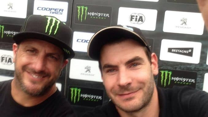 Jerome Grosset Janin Ken Block