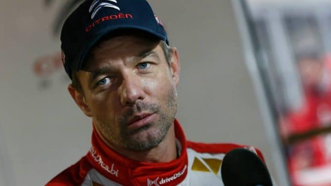Sébastien Loeb impressionné par la C3 WRC Sébastien Loeb Monte-Carlo 2015