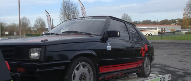 Renault 11 Turbo Jean-Michel Duché