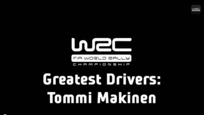Video Tommi Makinen