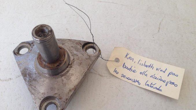 message pour Ken Block