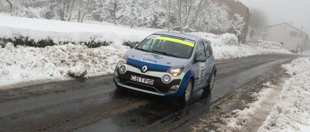 Vivian Cug Rallye du Cabardès 2014