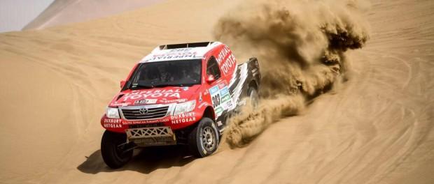 Dakar 2015 : Giniel De Villiers