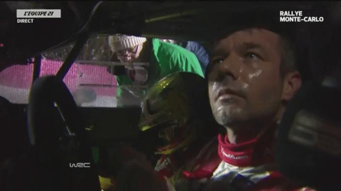 Sébastien Loeb MC 2015 ES1