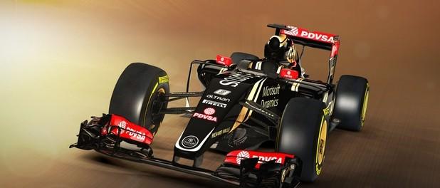 Lotus E23 3-4 av