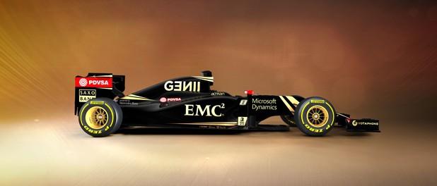 Lotus F1 2015 E23