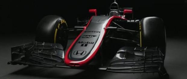McLaren Mp4-30 avant