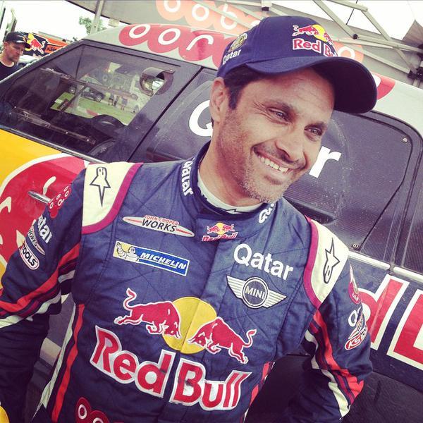 Dakar 2015 etape 10 Nasser Al-Attiyah