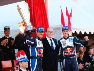 Les vainqueurs du Rallye Monte-Carlo 2015
