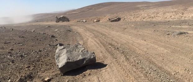Dakar 2015 etape 5 : Abandon de Carlos Sainz