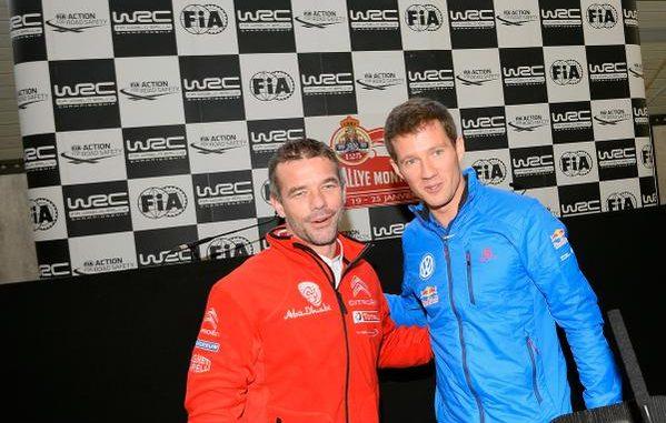 Rallye Monte Carlo 2015 journée 1