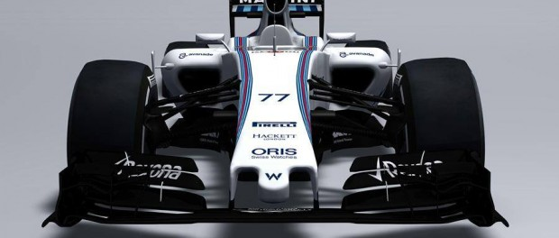 Williams FW37 2015 av