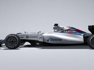 Williams FW37 2015 profil
