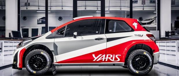 Yaris WRC TMG 1