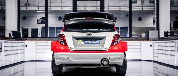Yaris WRC TMG 2