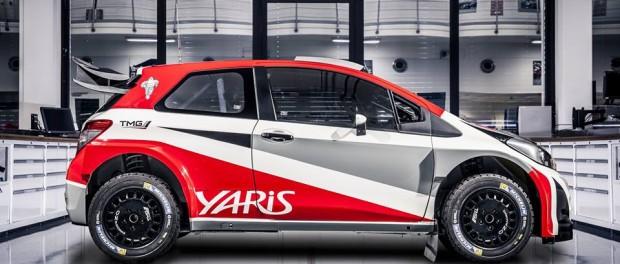Yaris WRC TMG 3