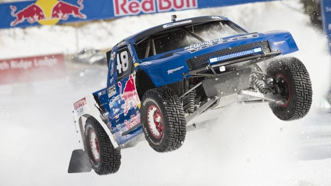 red bull frozen rush 2015 Ricky Johnson
