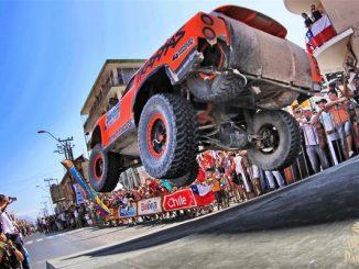 Dakar 2015 Etape 6