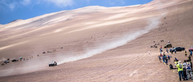 Dakar 2015 : Iquique