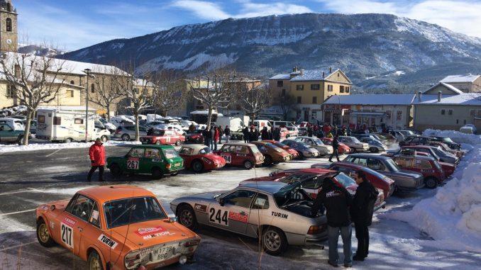 Monte Carlo Historique 2015