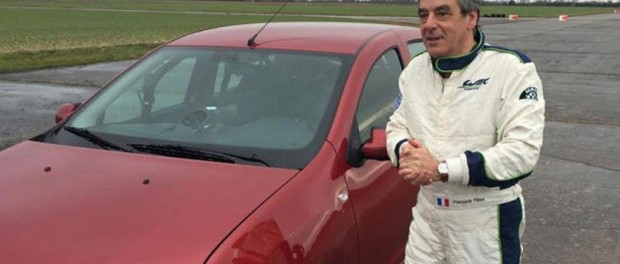 Top Gear France François Fillon