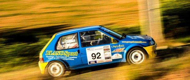 Pierre Vernet - Rallye du Chasselas 2013