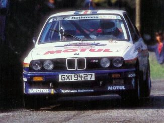 Tour de Corse Beguin M3 Corse 87
