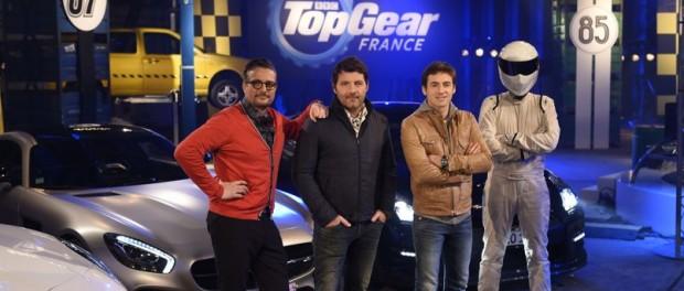 Top Gear France : présentateurs saison 1