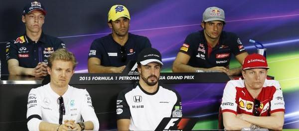Alonso est de retour