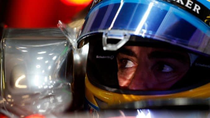 Alonso est de retour en Malaisie
