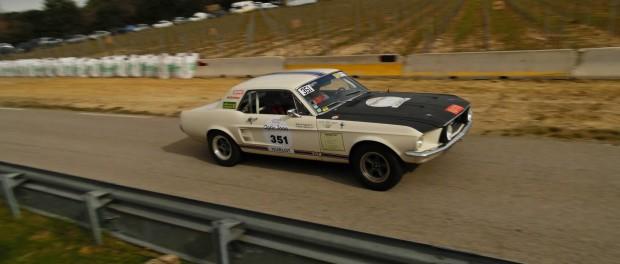 Ford Mustang 39 Bagnols Sabran VHC