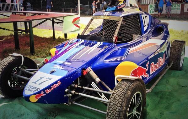 Buggy Autocross de Sebastien Ogier